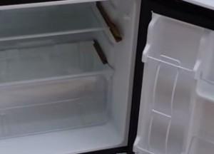 kylskåp husvagn