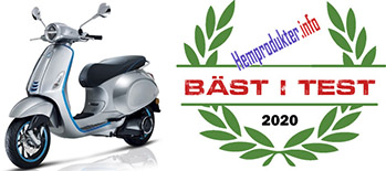 elmoped bäst i Test