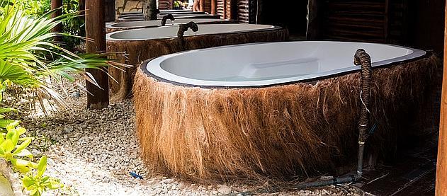 kokosbad